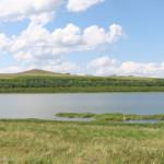 Озеро Утичье-3, республика Хакасия