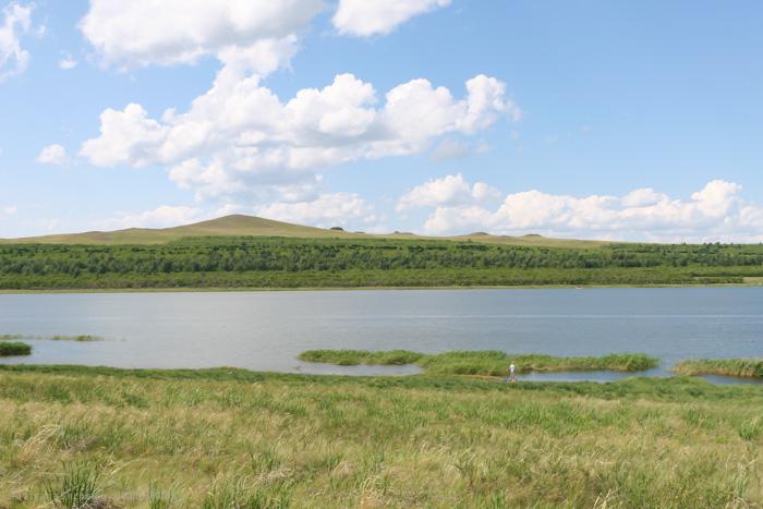 Озеро Утичье-3