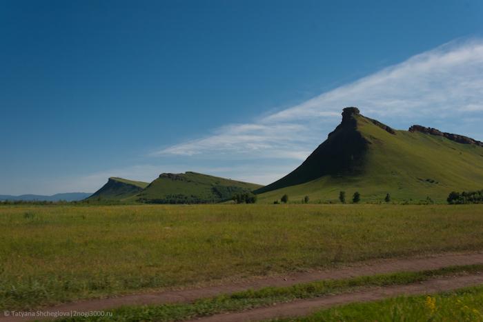 Гора Сундук